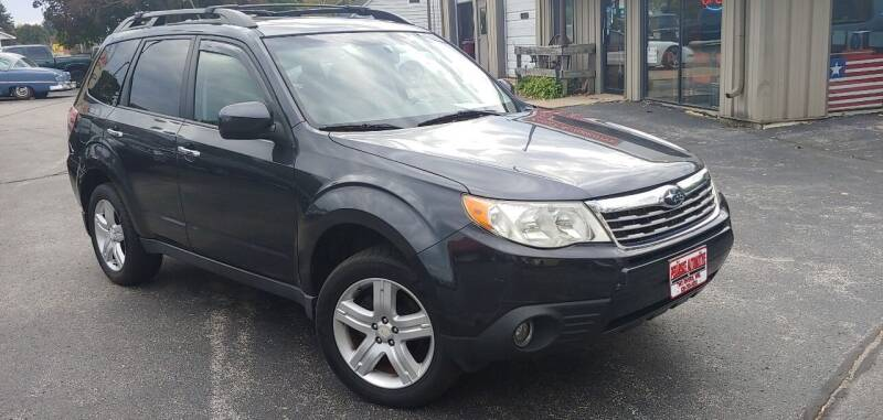 2010 Subaru Forester for sale at PEKARSKE AUTOMOTIVE INC in Two Rivers WI