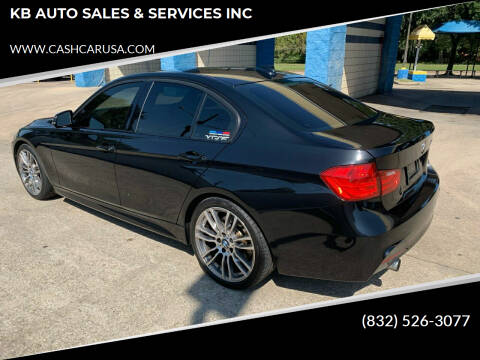 2013 BMW 3 Series for sale at KB AUTO SALES & SERVICES INC in Houston TX
