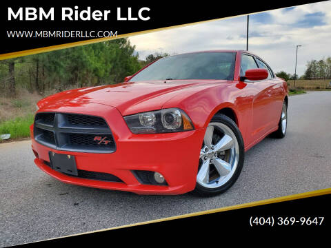 2014 Dodge Charger for sale at MBM Rider LLC in Alpharetta GA