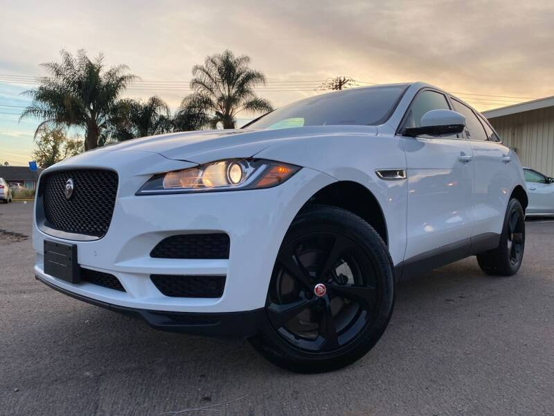 2019 Jaguar F-PACE for sale at Imports Auto Outlet in Spring Valley CA