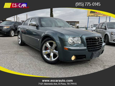 2005 Chrysler 300 for sale at Escar Auto in El Paso TX