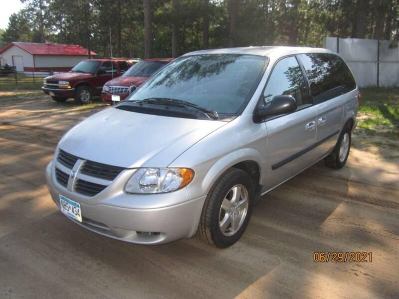 2006 Dodge Caravan for sale at SUNNYBROOK USED CARS in Menahga MN