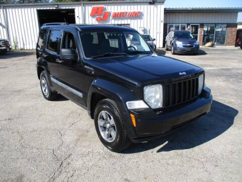 2008 Jeep Liberty for sale at RJ Motors in Plano IL
