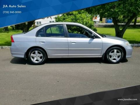 2004 Honda Civic for sale at JIA Auto Sales in Port Monmouth NJ