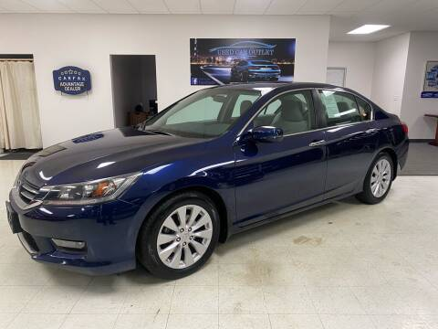 2014 Honda Accord for sale at Used Car Outlet in Bloomington IL