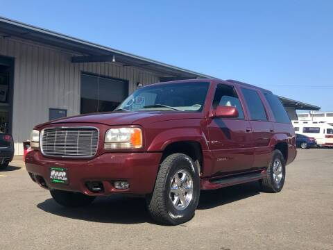 1999 GMC Yukon for sale at DASH AUTO SALES LLC in Salem OR