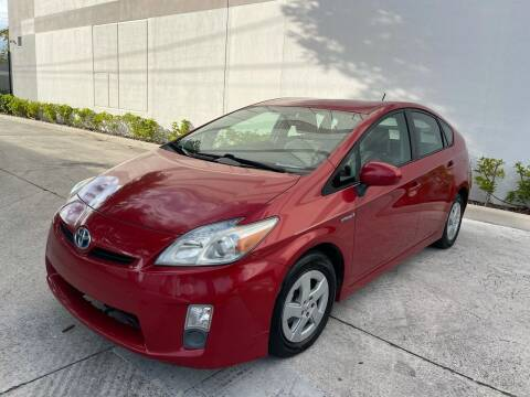2010 Toyota Prius for sale at Auto Beast in Fort Lauderdale FL