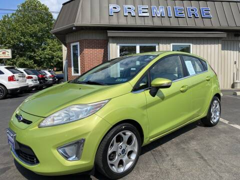 2011 Ford Fiesta for sale at Premiere Auto Sales in Washington PA