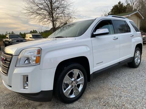 2014 GMC Terrain for sale at Marks and Son Used Cars in Athens GA