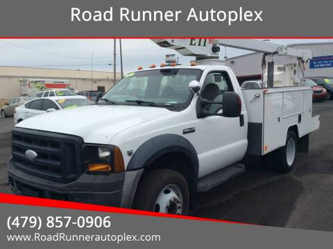 2006 Ford F-450 Super Duty for sale at Road Runner Autoplex in Russellville AR
