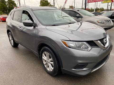 2016 Nissan Rogue for sale at Auto Solutions in Warr Acres OK