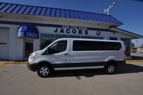 2018 Ford Transit Passenger for sale at Jacobs Ford in Saint Paul NE
