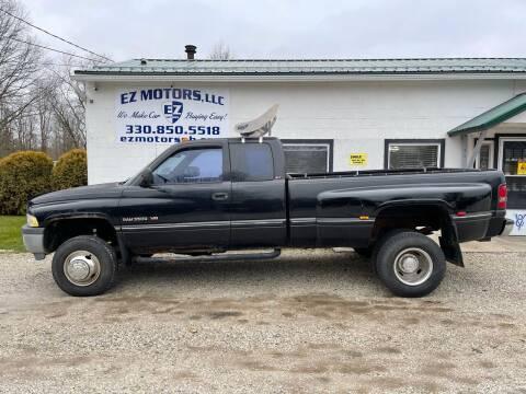 1995 Dodge Ram Pickup 3500 for sale at EZ Motors in Deerfield OH