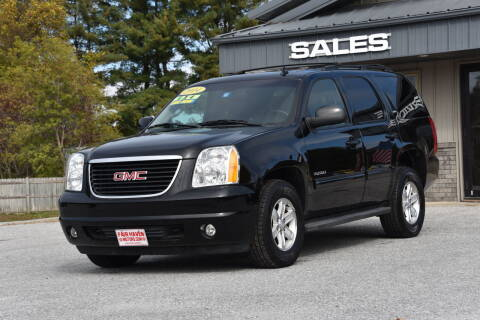 2014 GMC Yukon for sale at Will's Fair Haven Motors in Fair Haven VT