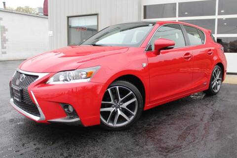 2017 Lexus CT 200h for sale at Platinum Motors LLC in Reynoldsburg OH