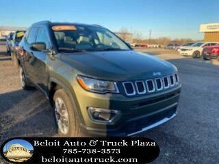 2020 Jeep Compass for sale at BELOIT AUTO & TRUCK PLAZA INC in Beloit KS
