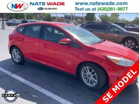 2016 Ford Focus for sale at NATE WADE SUBARU in Salt Lake City UT