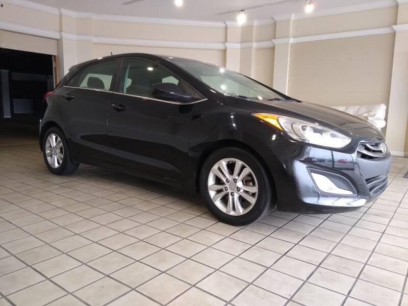 2014 Hyundai Elantra GT for sale at Town Motors in Hamilton OH