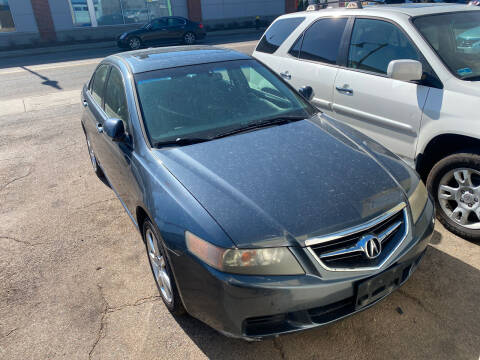 2005 Acura TSX for sale at Polonia Auto Sales and Service in Hyde Park MA