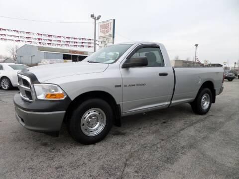 2011 RAM Ram Pickup 1500 for sale at Budget Corner in Fort Wayne IN