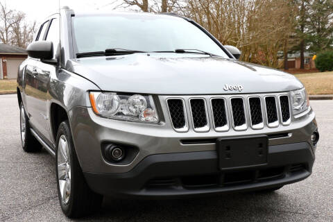 2012 Jeep Compass for sale at Prime Auto Sales LLC in Virginia Beach VA
