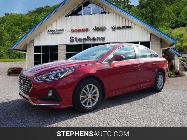 2018 Hyundai Sonata for sale at Stephens Auto Center of Beckley in Beckley WV