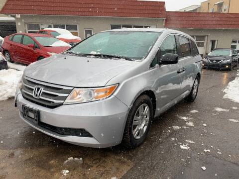 2011 Honda Odyssey for sale at STS Automotive in Denver CO