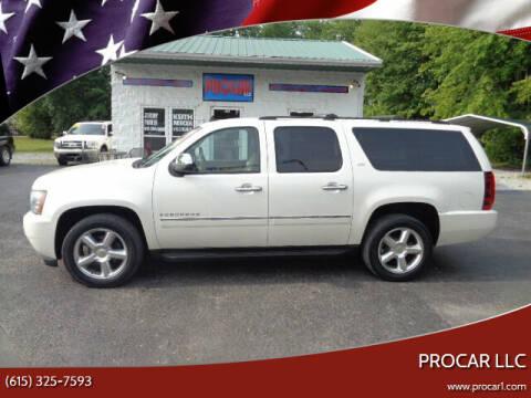 2011 Chevrolet Suburban for sale at PROCAR LLC in Portland TN