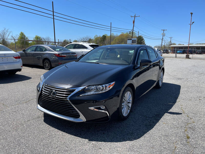 2017 Lexus ES 350 for sale at Signal Imports INC in Spartanburg SC