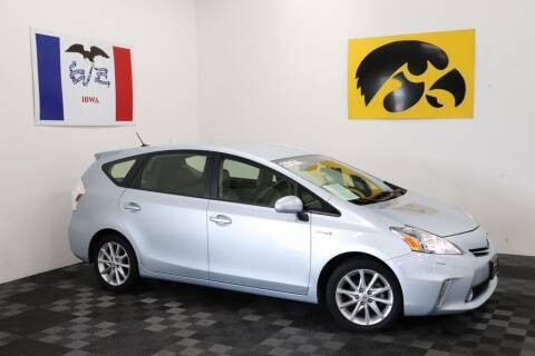 2014 Toyota Prius v for sale at Carousel Auto Group in Iowa City IA