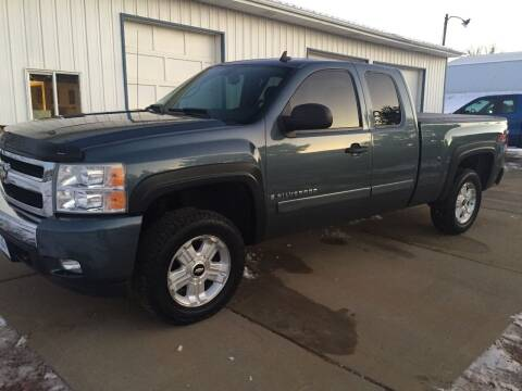 2007 Chevrolet Silverado 1500 for sale at Bauman Auto Center in Sioux Falls SD