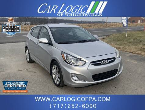2013 Hyundai Accent for sale at Car Logic in Wrightsville PA