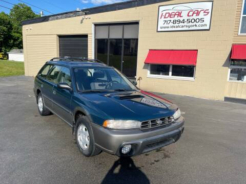 1997 Subaru Legacy for sale at I-Deal Cars LLC in York PA