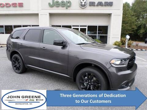 2020 Dodge Durango for sale at John Greene Chrysler Dodge Jeep Ram in Morganton NC