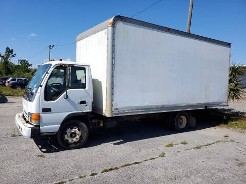2003 GMC W4500 for sale at Jamrock Auto Sales of Panama City in Panama City FL