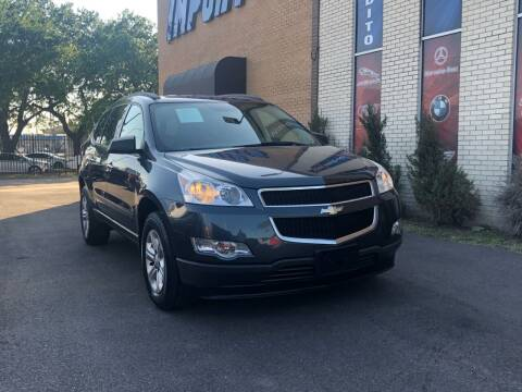 2012 Chevrolet Traverse for sale at Auto Imports in Houston TX