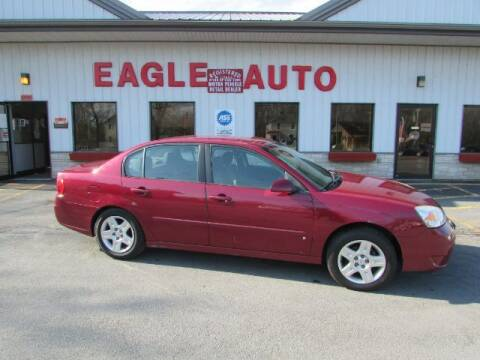 2007 Chevrolet Malibu for sale at Eagle Auto Center in Seneca Falls NY
