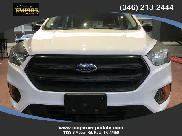 2018 Ford Escape for sale at EMPIREIMPORTSTX.COM in Katy TX