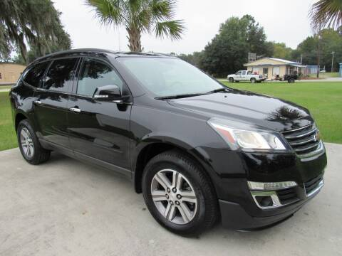 2016 Chevrolet Traverse for sale at D & R Auto Brokers in Ridgeland SC