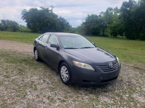 2007 Toyota Camry for sale at NOTE CITY AUTO SALES in Oklahoma City OK