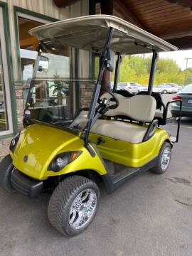 2016 Yamaha Street Legal Gas Golf Cart for sale at Lakes Area Auto Solutions in Baxter MN