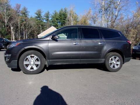 2015 Chevrolet Traverse for sale at Mark's Discount Truck & Auto Sales in Londonderry NH