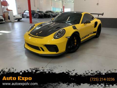 2019 Porsche 911 for sale at Auto Expo in Las Vegas NV