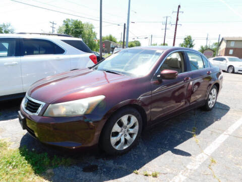 2008 Honda Accord for sale at WOOD MOTOR COMPANY in Madison TN