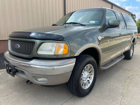 2002 Ford F-150 for sale at Prime Auto Sales in Uniontown OH