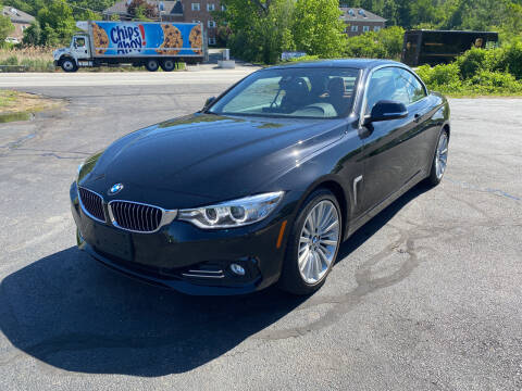 2016 BMW 4 Series for sale at Turnpike Automotive in North Andover MA