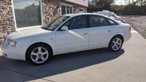 2004 Audi A6 for sale at Cub Hill Motor Co in Stewartstown PA
