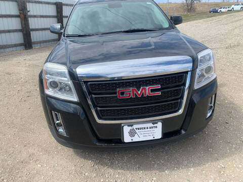 2014 GMC Terrain for sale at TRUCK & AUTO SALVAGE in Valley City ND