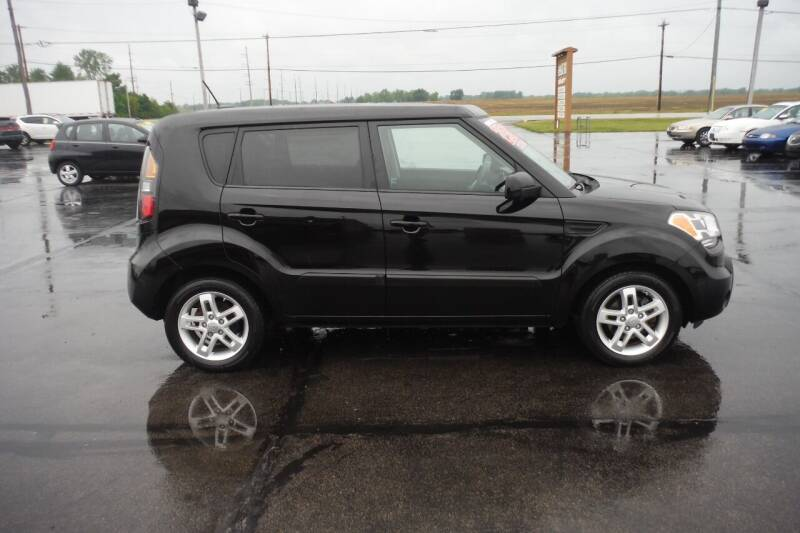 2011 Kia Soul for sale at Bryan Auto Depot in Bryan OH
