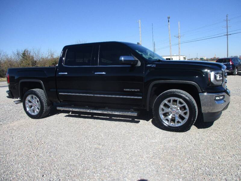 2016 GMC Sierra 1500 for sale at LK Auto Remarketing in Moore OK